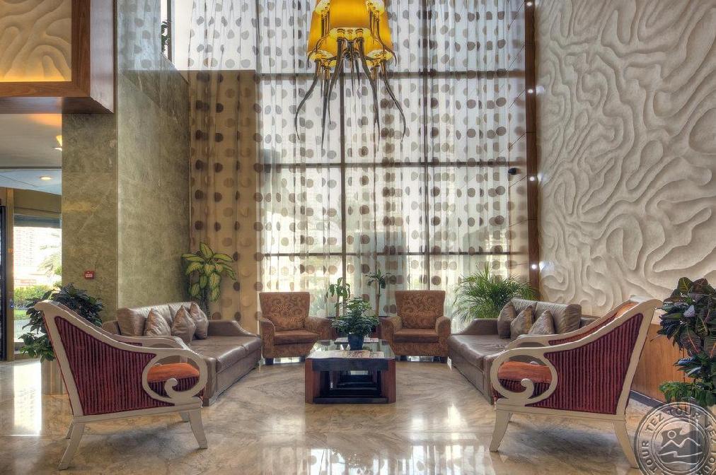 Почивка в MARINA VIEW DELUXE HOTEL APT 4 *