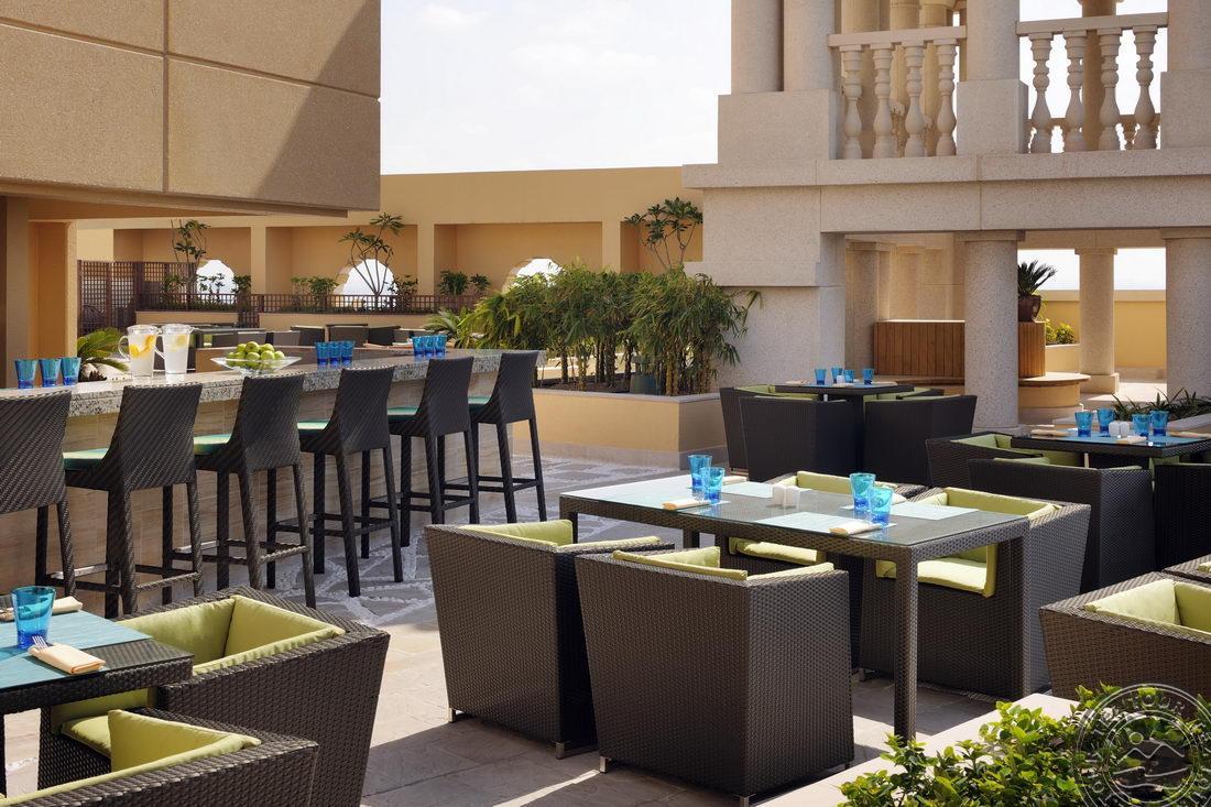 Почивка в MARRIOTT HOTEL DUBAI AL JADDAF 5 *